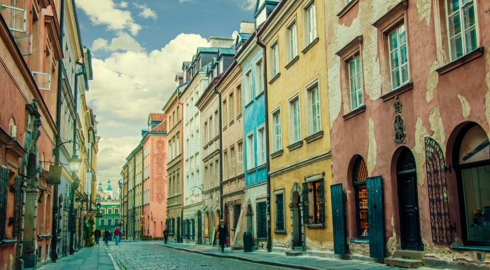 Charms of Warsaw