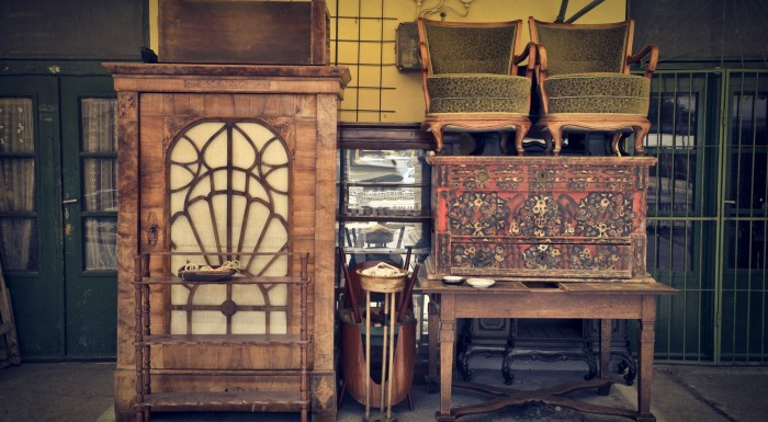 Antique shops and art galleries in Wroclaw