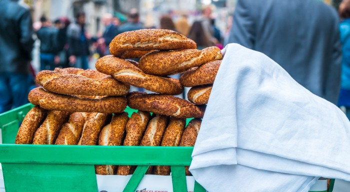 Street food in Cracow