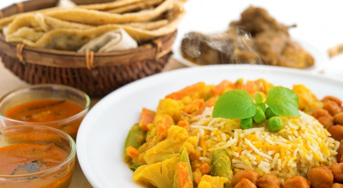 Indian cuisine in Cracow