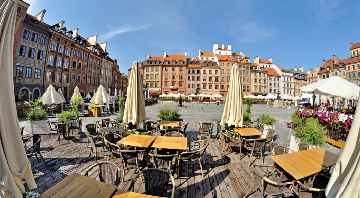 Culinary spots in Warsaw