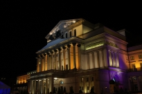 Teatry polecane w Warszawie