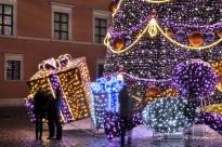 Warszawa w świątecznym klimacie!