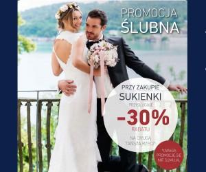 Promocja ślubna w Brand Collection