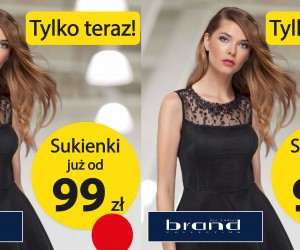 In Brand Collection dresses from 99 PLN!
