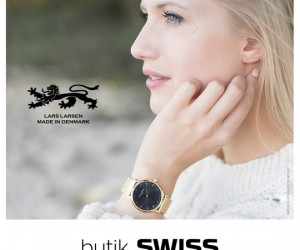 WATCHES LARS LARSEN in SWISS!