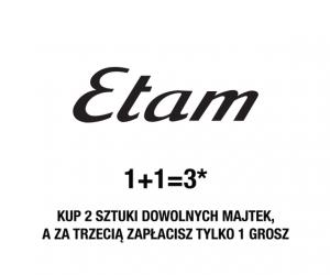 Promocja w Etam
