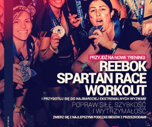 Rebook Spartan Race Workout