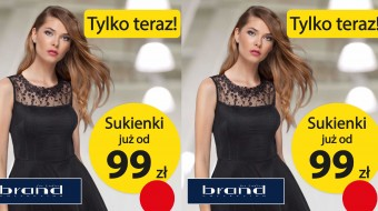 W Brand Collection sukienki już od 99 PLN !