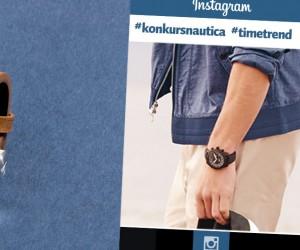 Konkurs w Nautica ! Do wygrania wyjątkowy zegarek w cenie do 1000 PLN Brutto.
