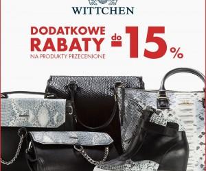 - 15 % w Wittchen