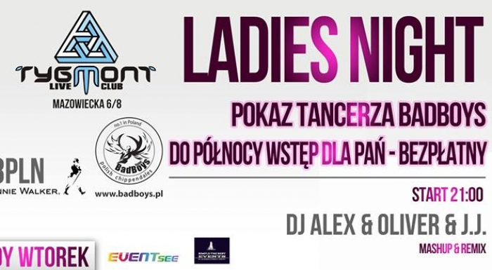 Ladies Night z BadBoys - vol. 84
