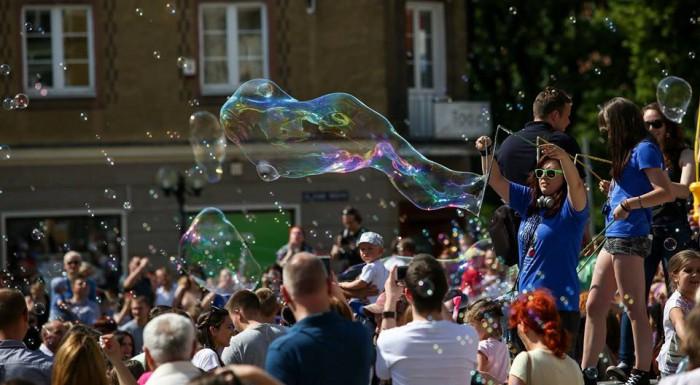 Polish Soap Bubbles Festival
