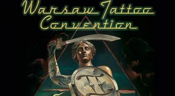 2nd Warsaw Tattoo Convention 2014