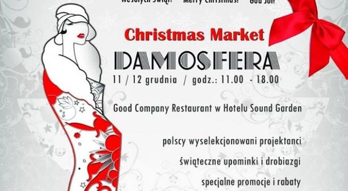 Christmas Market - DAMOSFERA