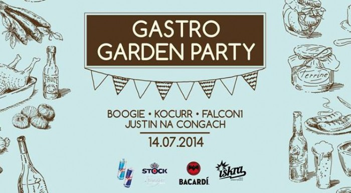 GASTRO GARDEN PARTY