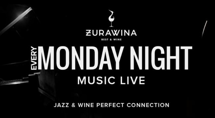 LIVE MUSIC - MONDAY NIGHT - LAURA JAZZ BAND