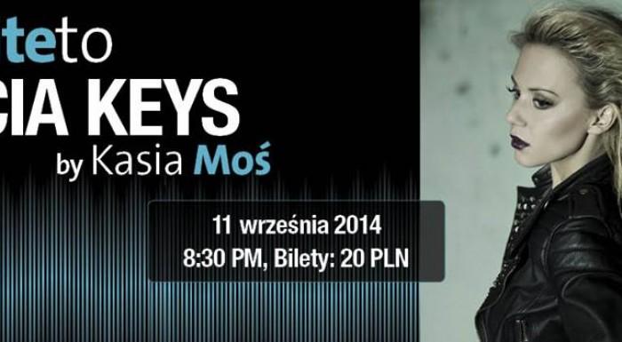 Tribute to Alicia Keys by Kasia Moś