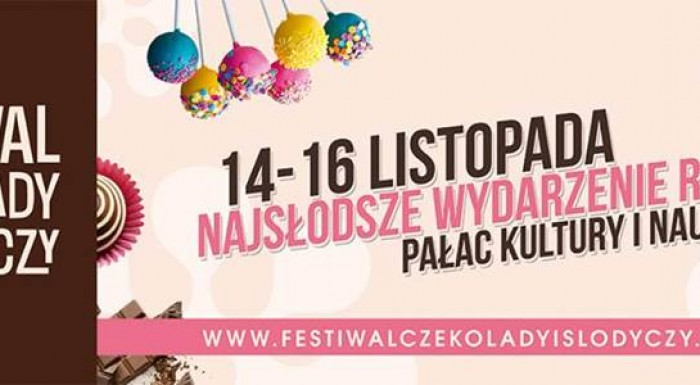 Festiwal Czekolady i Słodyczy 2014