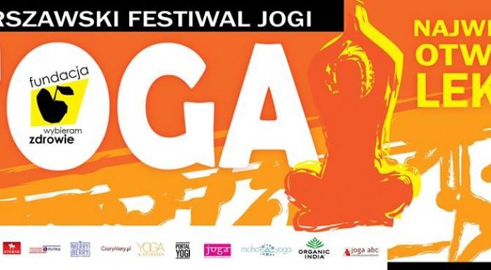I Yoga Warsaw Festival