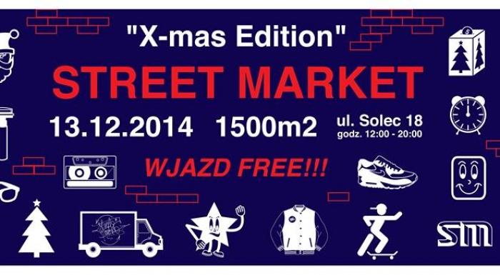 STREET MARKET 022 vol. 6 - X-mas Edition