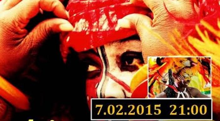 African Carnival in Regeneracja - Gaspard Conde&DJ Nash John Concert