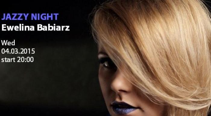 JAZZY NIGHT I Ewelina Babiarz