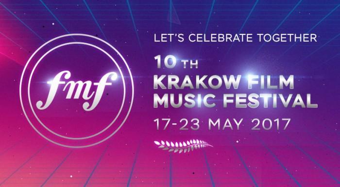 Program 10. Festiwalu Muzyki Filmowej w Krakowie