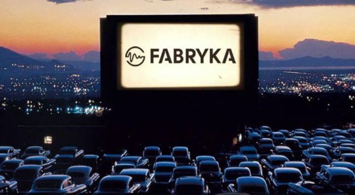 Kino letnie w Fabryce