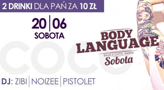 Body Language w COCO