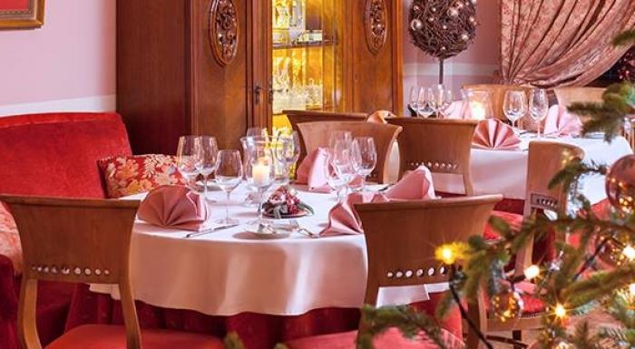 New Year's Eve Dinner in Restauracja Dom Polski
