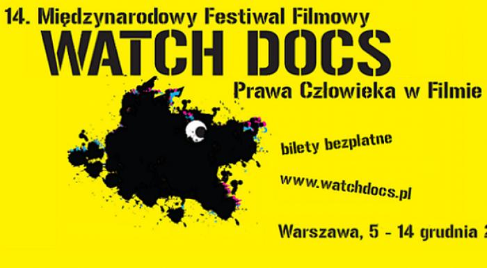 14. Międzynarodowy Festiwal Filmowy WATCH DOCS