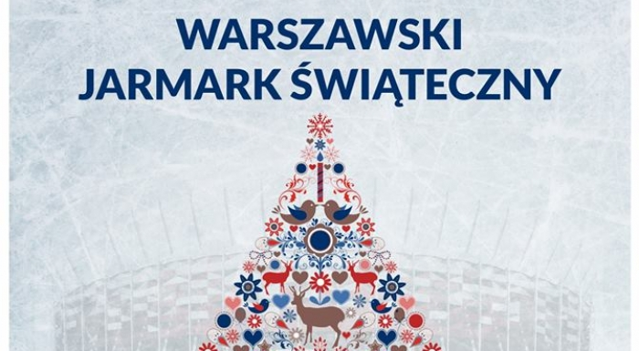 Warsaw Christmas Fair on Winter National Stadium!