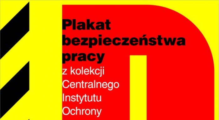 Stress, noise, accidents – outdoor poster exhibition on work safety in Warsaw