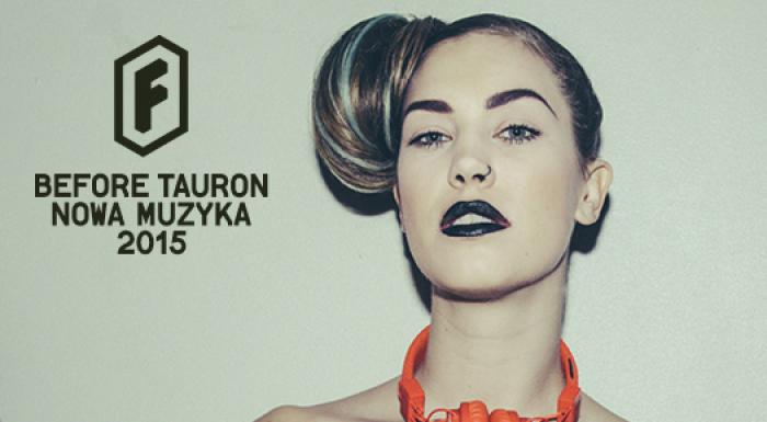 Before Festiwal Tauron Nowa Muzyka 2015 - Elliphant