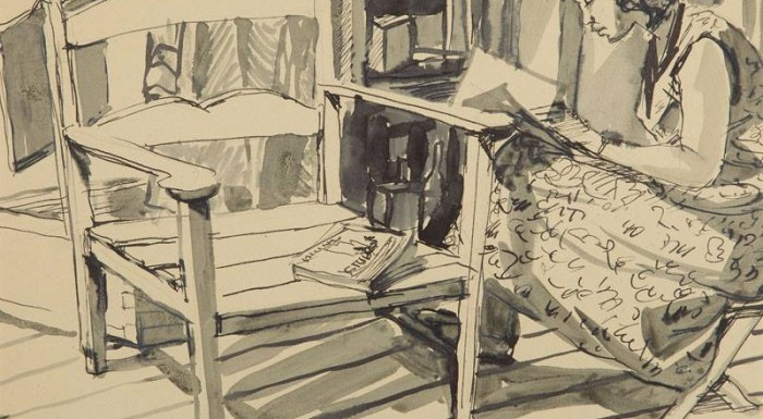 Works on Paper Auction at DESA Unicum