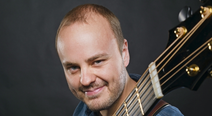 Andy McKee in Warsaw