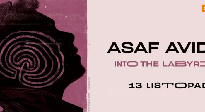 Asaf Avidan – Into The Labyrinth Tour