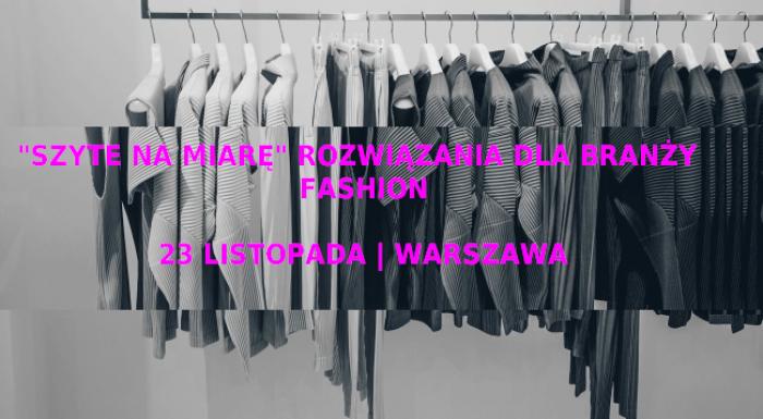 Szyte na miarę - solutions for fashion brands