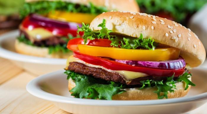 Burgerownia: poziom podstawowy