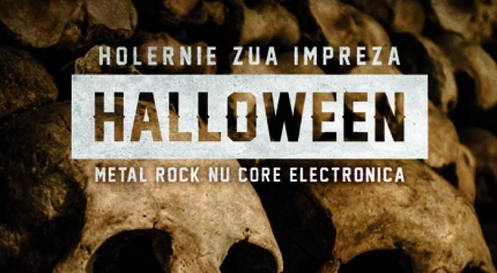 Halloween in Proxima club