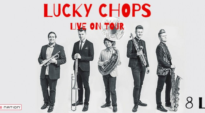 Lucky Chops at Stodoła