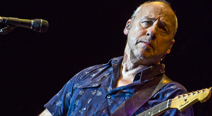 Mark Knopfler - concert in Cracow