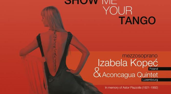 Show Me Your Tango