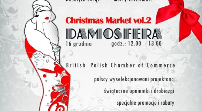 Christmas Market vol. 2 - Damosfera