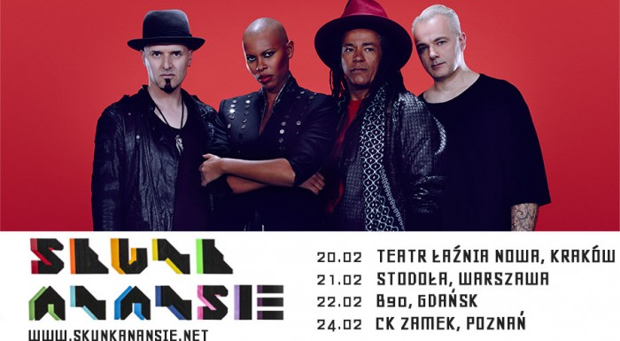 Skunk Anansie back in Poland already in February