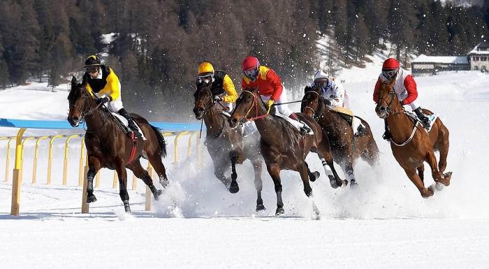 Drugi raz pobiegną  w Sankt Moritz