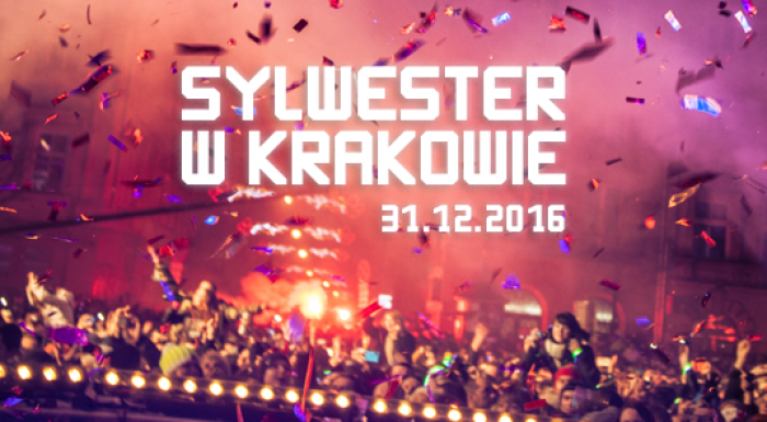 2016 New Year's Eve Party in Kraków