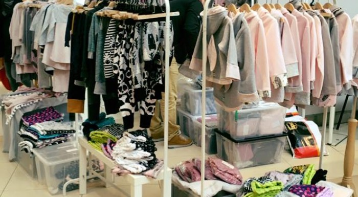 Winter edition of the Off-Fashion Store fair at Wola Park