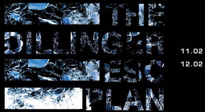 The Dillinger Escape Plan na dwóch koncertach w Polsce